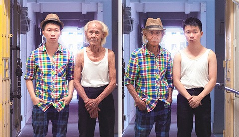 What If You And Your Parents Switched Clothes?