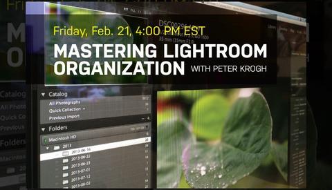 Photoshelter Hosts Webinar With DAM Master, Peter Krogh