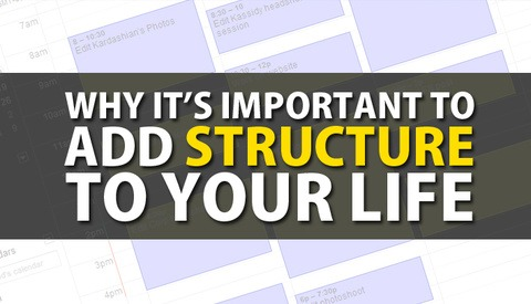 Freelancer? Add Some Structure To Your Life