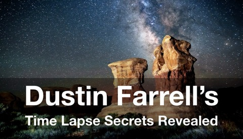 The 20 Minute Time-Lapse Guide by Dustin Farrell
