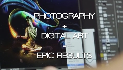 Ten By Fotolia Shows Us A World Class Collaboration Between A Digital Artist And A Photographer