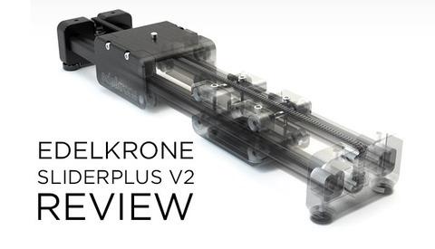 Fstoppers Reviews the Edelkrone Slider Plus, the Ultimate Travel Slider