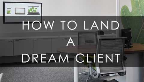 The Best Marketing Strategy For Landing Your Dream Clients