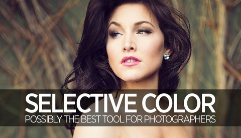 Selective Color - Possibly The Best Tool For Photographers