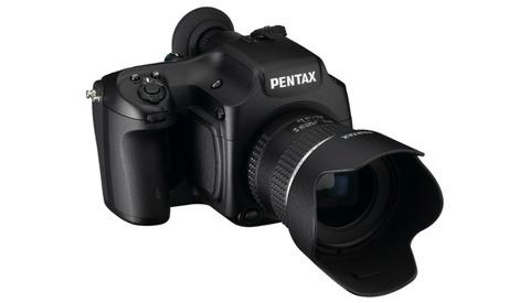 Pentax 645z Specs Leaked