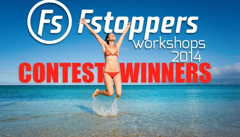 All the Winners of Last Week's Fstoppers Workshops Contests