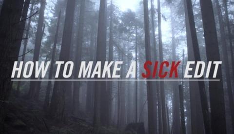 How To Make A Sick Mountain Bike Edit