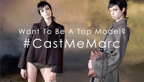 Marc Jacobs Ditches Model Agency In Favor Of Twitter For Fall 2014 Campaign