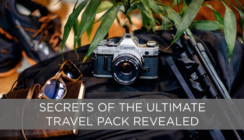 Fstoppers Reviews the Ultimate Travel Pack