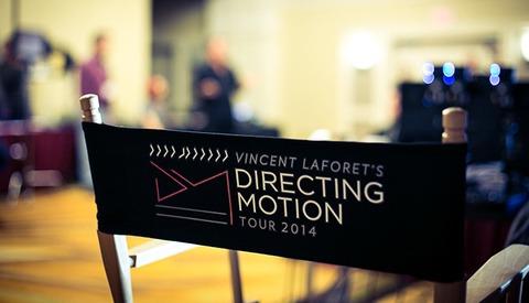 "Vincent Laforet's ""Directing Motion"" Workshop Review"