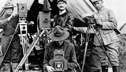 Commemorate The 100 Year Anniversary Of WW1 With A 10 Part Photo Series