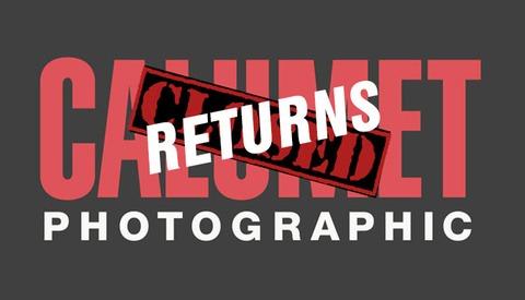 Calumet Photo is Coming Back!
