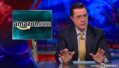 Colbert Slams Amazon Over Recent Photography Patent