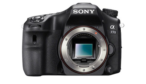 Sony Announces the a77II 24.3MP APS-C DSLR