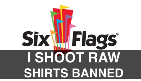 """""""The Fro"""" Gets Stopped at Six Flags for Wearing Photo-Related T-Shirt"""