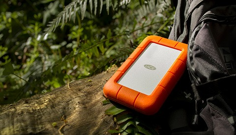 "LaCie Upgrades ""Rugged"" Line: USB 3 & Thunderbolt 2, up to 2TB HD & 500GB SSD"