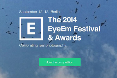 Submit Your Photos Now for The 2014 EyeEm Festival & Awards