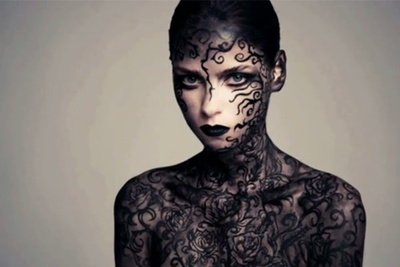 13 Incredible Examples Of Nude Body Painting