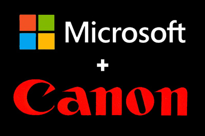 Microsoft and Canon Sign Cross-Licensing Agreement on Patents