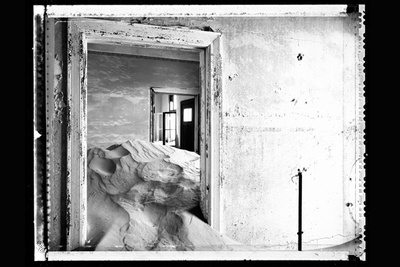Series Documents an Abandoned Mining Town as it is Reclaimed by the Namib Desert