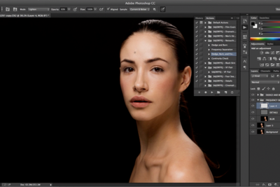 Challenge: How Much Retouching Can You Finish In 6 Minutes?
