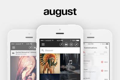 Introducing August - Can it Solve One of the Greatest Challenges Facing Artists?