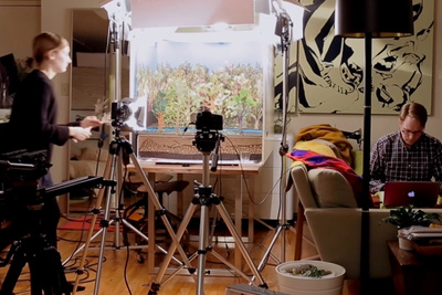 Paper to Plants: How to Make a Stop Motion Trailer