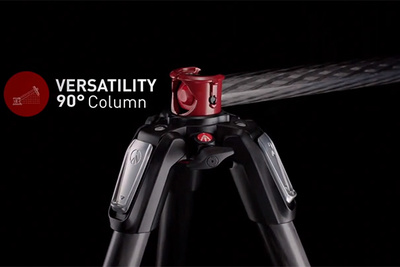 New Manfrotto Tripods Announced