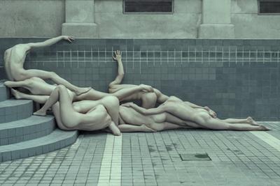 Ecce Homo: The Evocative Nude Series from Natalia Evelyn Bencicova