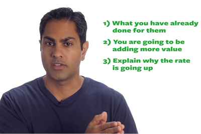 Ramit Sethi Explains How to Charge What You're Worth