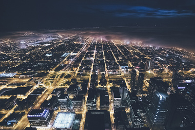 Photographer Michael Salisbury Beautifully Captures the Urban Landscape of Chicago