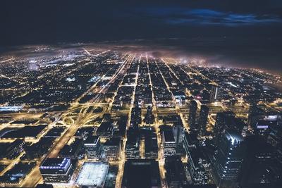 Photographer Michael Salisbury Beautifully Captures the Urban Landscape of Chicago