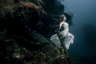 Von Wong's Incredible Underwater Photo Shoot Part II: How He Did It
