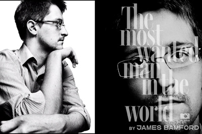 What a Portrait Should Be: Behind the Scenes with Edward Snowden