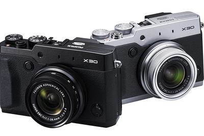 Fujifilm Announces Fuji X30, Ready for Pre-Order