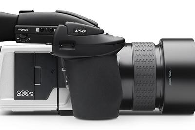 Hasselblad Continues CMOS Craze with 200 Megapixel H5D-200c MS