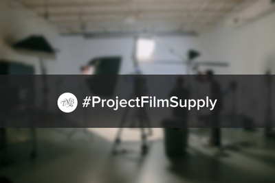 #ProjectFilmSupply Contest is Awarding $50,000 in Prizes to Three Aspiring Filmmakers