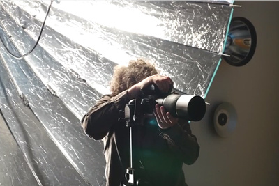 How to Shape Light Using a Parabolic Reflector