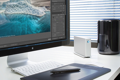 Lacie Announces Radically Rethought d2 Thunderbolt 2 Desktop Drive