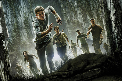 A Behind the Scenes Look and VFX Breakdown of The Maze Runner