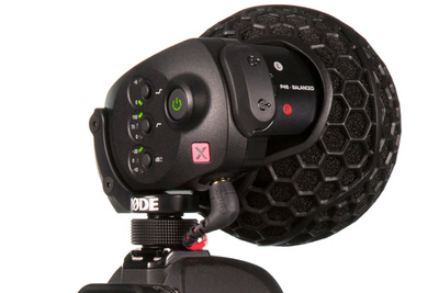 RODE Proudly Unveils the Stereo VideoMic X for Beautiful Single-System Audio
