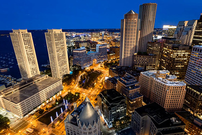 Watch the Cityscape of Boston Dance Along to Music in this Unconventional Timelapse