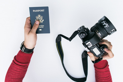 The Photographer's Guide to a Ten-Minute Passport Photo