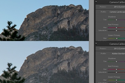 "Restore that ""Back of the Camera"" Look in Adobe Lightroom 5"
