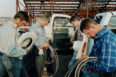 Seven Year Photographic Project Documents Small-Town Life in the American West