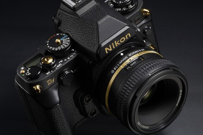Bland Camera Got You Down? Nikon Announces Special Edition Gold Df