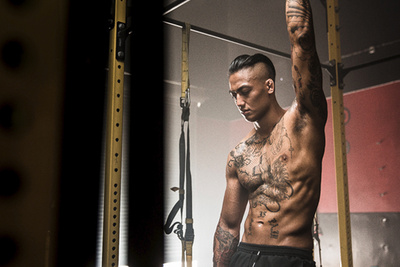 Enhance Muscle Definition via Burning Directly from Lightroom