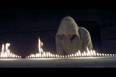 """Cymatics"" Music Video Uses Science to Visualize Sound"