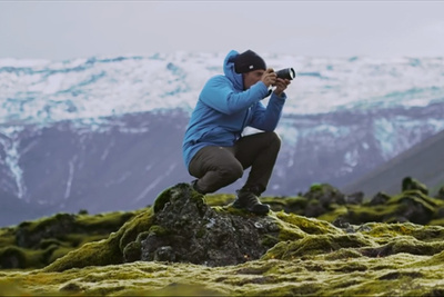 Experience the Magic of Iceland with Chris Burkard and the Lytro Illum