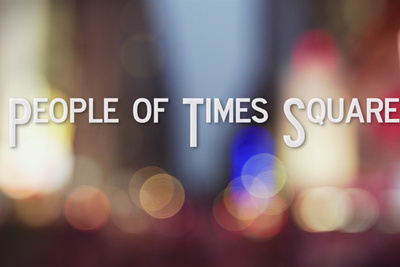 A Short Documentary About the People of Times Square, Shot with Sony's A7s